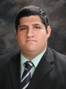Ryan Ahari - 2012-13 RSCCD Student Trustee